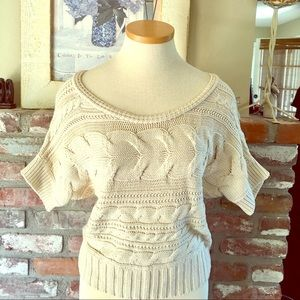 NWT Urban Outfitters Cable Knit Sweater